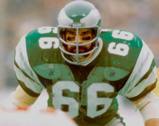 Bill Bergey NFL Linebacker 1969 to 1980