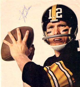 Terry Bradshaw Pittsburgh Steelers Quarterback, 1970 to 1983