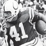 Tom Matte of the Baltimore Colts