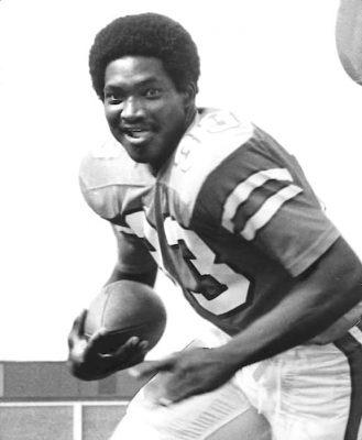 Lonnie Perrin Denver Broncos 1976 to 1978